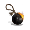 Rope Black Firebomb