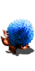Small Blue Burr