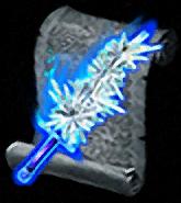 Sorc Crystal Magic Weapon