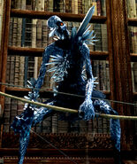 Crystal undead archer