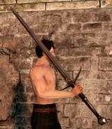 DaSII Bastard Sword IG