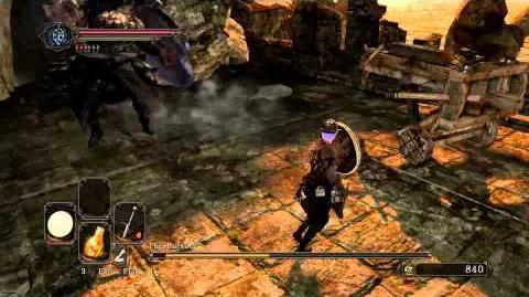 Dark Souls 2 - The Pursuer (Ballista)