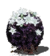 Item Blooming Purple Moss Clump
