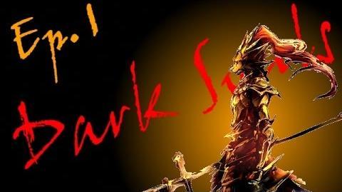 Dark Souls - New Game Start
