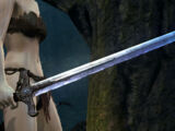Astora's Straight Sword