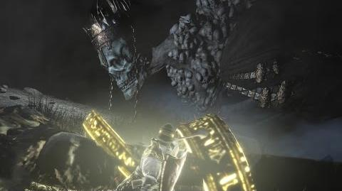 High Lord Wolnir Boss Fight - Dark Souls 3