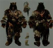 Bear Set Concept Art