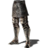 Silver Knight Leggings