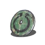 Caduceus Round Shield (DSIII)