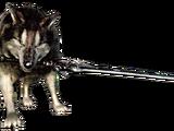 Great Grey Wolf Sif