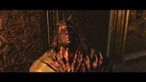 Битва с Забытой Грешницей - Dark Souls II