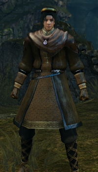 Sorcerer set male