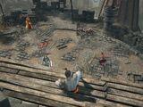 Сетевая игра (Dark Souls III)