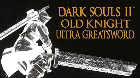 Dark Souls 2 Old Knight Ultra Greatsword Tutorial (dual wielding w power stance)