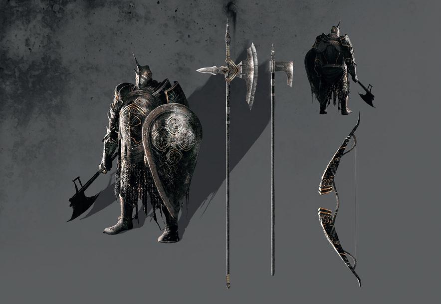 Dark Souls  Sotfs Cleric Build