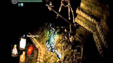 Dark Souls - Large Divine Ember location (Tomb of the Giants)