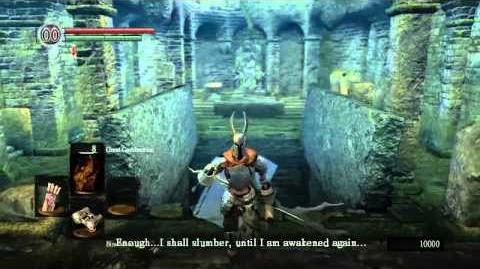Dark Souls - Kill Frampt, Bird, Kaathe