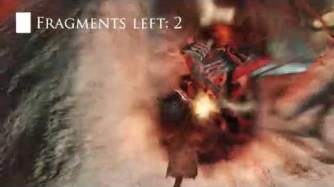 All fragments of Soul of Nadalia l Dark Souls II