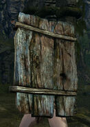 Plank shield