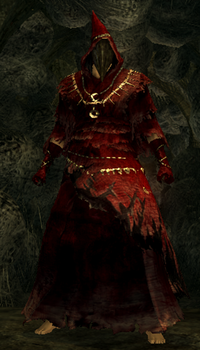 Crimson set male