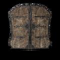 Гигантский щит-дверь
