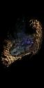 Dark Pine Resin