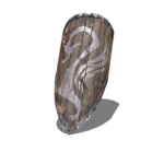 Wooden Shield (DSIII)