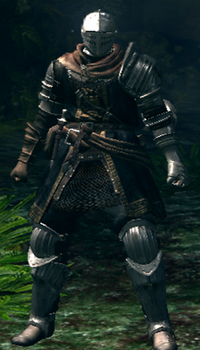 Elite knight set male
