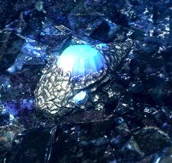Crystal lizard