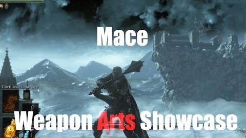 Dark Souls 3 Mace - Weapon Arts Showcase