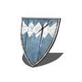 Синий деревянный щит (Dark Souls III)