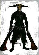 Capra Demon 01