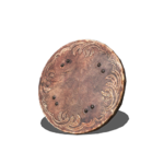Large Leather Shield (DSIII)