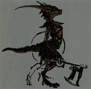 Path of the Dragon Concept Art