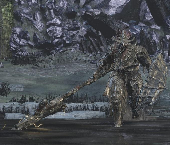 Iron Dragonslayer | Dark Souls Wiki | FANDOM powered by Wikia