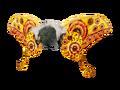 Крылья лунной бабочки
