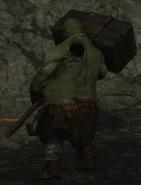 Undead Steelworker Darksign