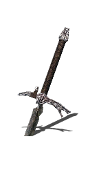 Ashen Warrior Sword