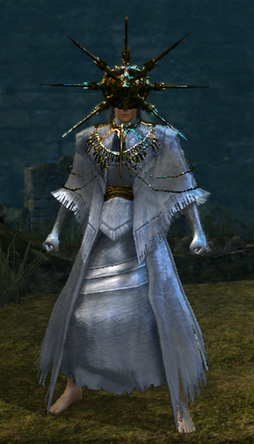 how to get dingy robe dark souls