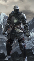 Knight set ds3 front