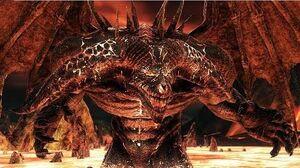 Битва со Старым Железным Королём - Dark Souls II