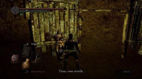 Dark Souls Remastered - Shiva of the East location