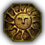 DaSII icon sun