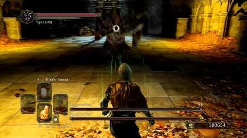 Dark Souls 2 - Twin Dragonriders (Melee) Poison