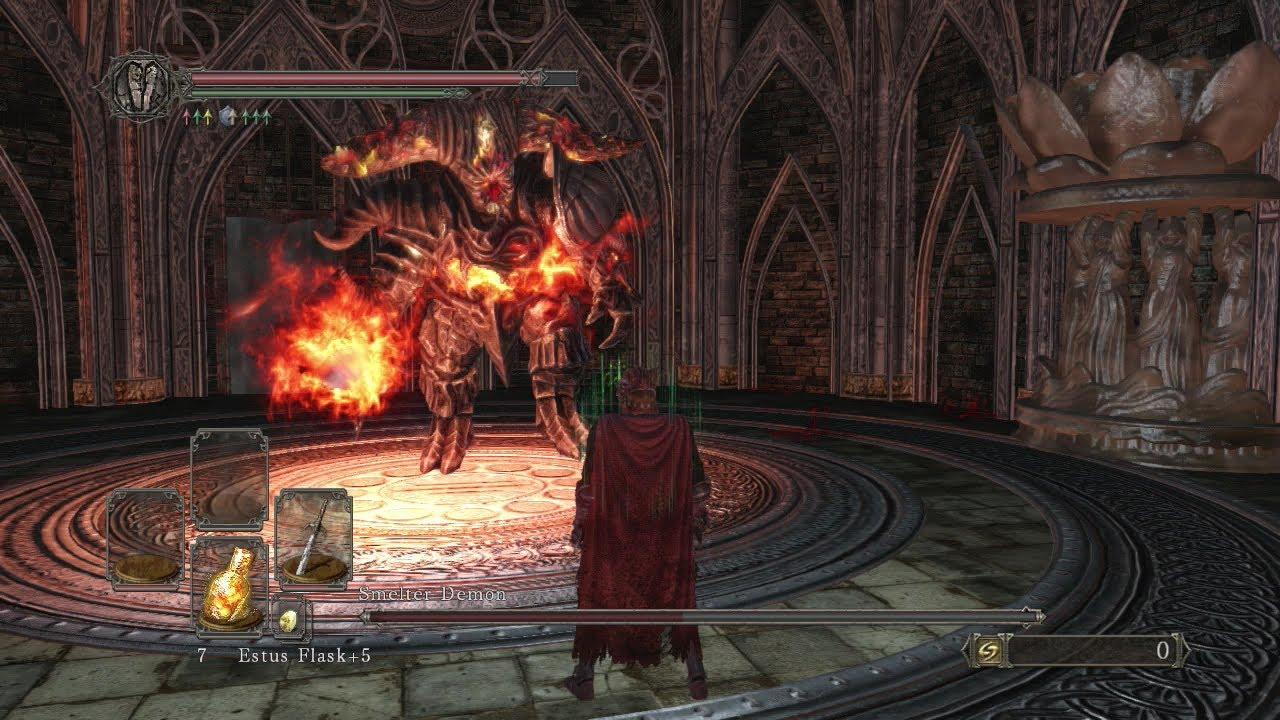 Your Favoritemost Memorable Dark Souls Series Boss Fight Spoilers - Minecraft spielen youtube