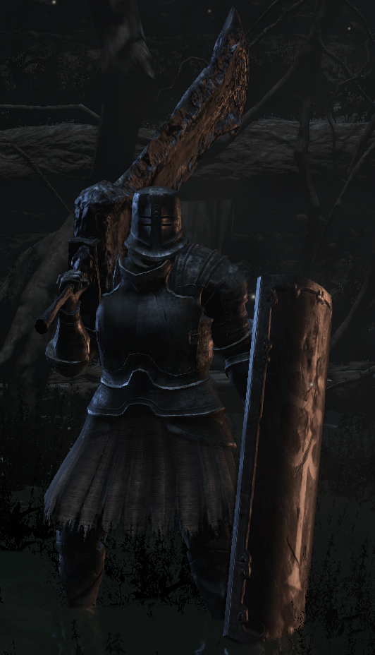 Knight Slayer Tsorig Dark Souls Wiki Fandom