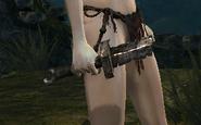 Straight Sword Hilt IG