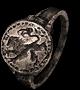 Кольцо со львом