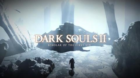 Dark Souls II Scholar of the First Sin - Announcement Trailer