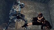 05 - Player Sweep Kick Kung-Fu set